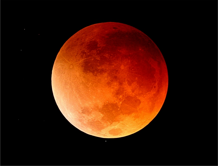 2007 Moon Eclipse