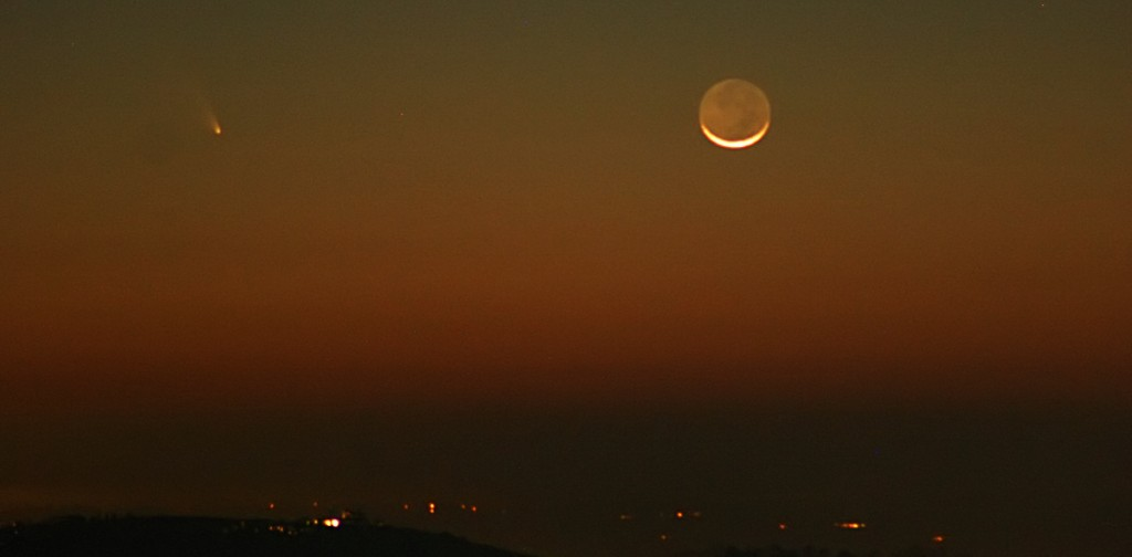 Comet Panstarrs Photo by Jerry Hilburn