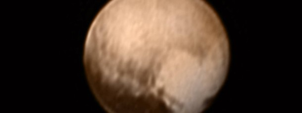 New Horizons – Latest Photo of Pluto