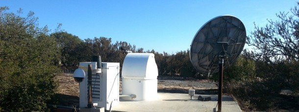 Robotic Observatory Operational at TDS