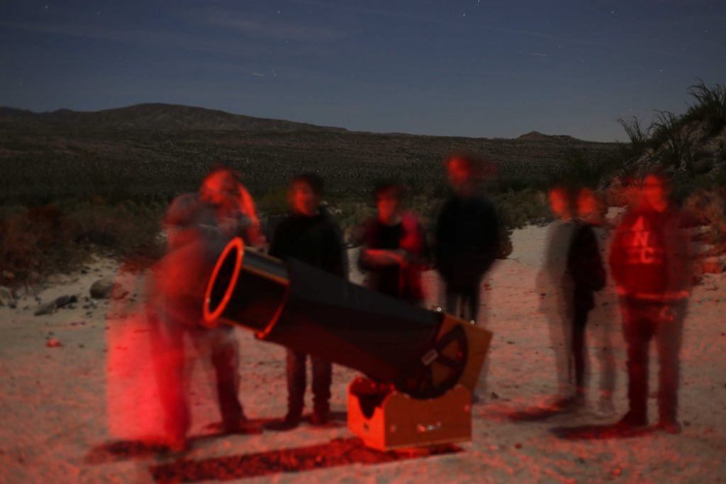 Aqua Caliente Star Party